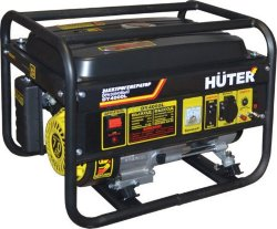 Huter DY4000L Бензогенератор
